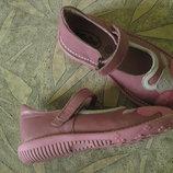 Красивенные, кожаные туфли 32р.Minibel