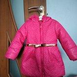 Куртка для маленькой леди