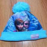 Флисовая шапка Disney для девочки 3-5 лет, 50-52 см