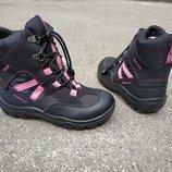 Зимние ботинки Geox Clady. разм.30-34. оригинал