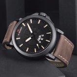 Военные противоударные мужские часы Naviforce 9125 Для настоящих мужчин
