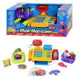 Игровой набор Кассовый аппарат и магазин 7018 и 7019UA Joy Toy