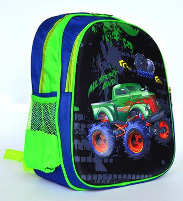9d61e7d04e2a Школьный рюкзак с ортопедической спинкой и с 3Д рисунком: 289 грн ...