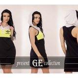 Спортивное платье Adidas мод.3033