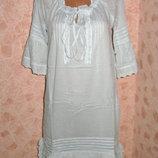 легкое платье-туника p.f36 ru40 Ellos швеция
