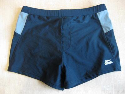 Мужские плавки-шорты на шнуровке slazenger размер м полуобхват 34см
