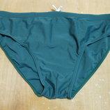 Зеленые мужские плавки на шнуровке полу обхват 43см
