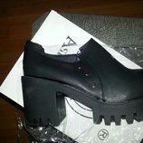 ботиночки туфельки