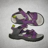 21,5 см стелька, Quechua спортивные босоножки сандали, состояние
