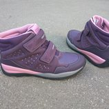 Новые зимние ботинки Geox Orizont Abx. разм.40. Оригинал