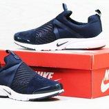 Кроссовки мужские Nike Air Presto dark blue