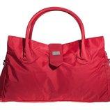 Дорожная, спортивная сумка - саквояж Epol 23602 малая красная