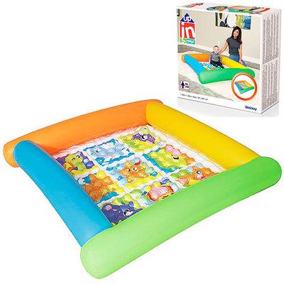 Детский бассейн Bestway 52240 132х132 см