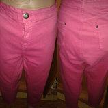 рожеві джинси 3XL