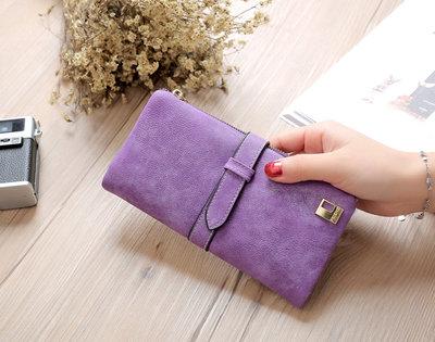 Женский кошелек Ballerry Friend purple