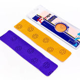 Кинезио тейп преднарезанный эластичный пластырь Kinesio tape Back для спины