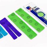 Кинезио тейп преднарезанный эластичный пластырь Kinesio tape Neck для шеи