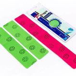 Кинезио тейп преднарезанный эластичный пластырь Kinesio tape Waist для талии