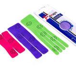 Кинезио тейп преднарезанный эластичный пластырь Kinesio tape Wrist для запястья