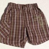 Cherokee. Хлопковые шорты на резинке. 0-3 месяца.