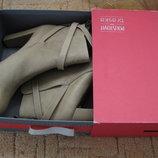 Новые Полусапожки Испания Стильные Модные сапоги ботинки шкіра кожа натуральн р 41,42