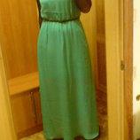 Роскошное Новое Замечательное Платье сукня довга В пол р44,46,48,50,52