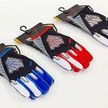 Мотоперчатки комбинированные с закрытыми пальцами Scoyco MX32 размер M-XXL