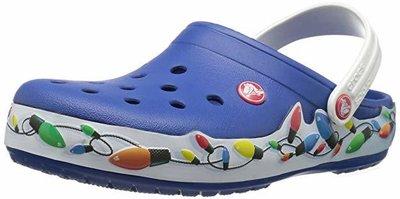 Кроксы Crocs Crocband Holiday Lights Clog раз. М9 и М10 - 27 и 28см
