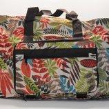 Дорожная сумка трансформер 0919-3 большая текстильная