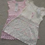 Платье для новорожденных, грудничков. Польша