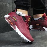 Кроссовки Nike Air Max 1 Ultra Moire burgundy