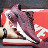 Кроссовки мужские Nike Air Max 1 Ultra Moire burgundy