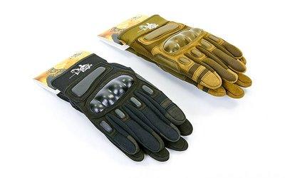 Перчатки тактические с закрытыми пальцами Silver Knight 7052 размер L-XL, 2 цвета