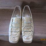 Мокасины туфли ботинки 38-39 р. 26 см.