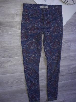 topshop moto Классные брюки джинсы р 26/36