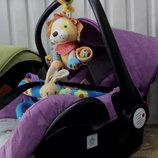 детское автокресло-переноска Sparky на выбор
