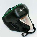 Шлем боксерский ТМ JAB кожаный