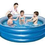 Надувной бассейн Bestway Металлик 170-53 см, 51042