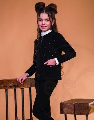 Школьный кардиган для девочки Тм Suzie Бренда размеры 122 128 146
