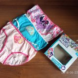 Детские трусики для девочек Май Литл Пони My Little Pony Дисней и др.