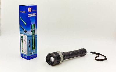Фонарик светодиодный 880-2 1 Cree Led лампа, Zoom на батарейках