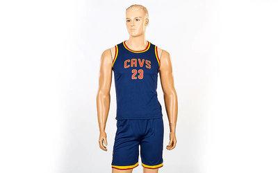 Форма баскетбольная подростковая NBA CHVS 4309 баскетбольная форма размер M-XL