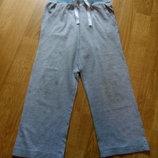 Тонкие хлопковые штаны Marks&Spenser 104рост