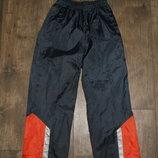 Штаны дождевики рост 140 см 10 лет водоотталкивающие непромокающие