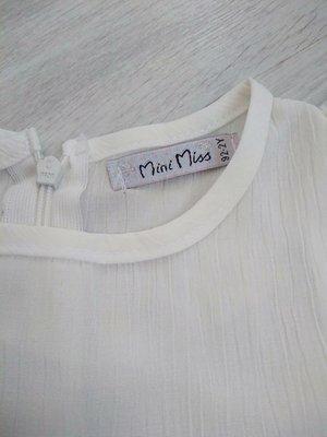 060dfaef40d Белая блузка для девочки 2-3 года   130 грн - рубашки в Харькове ...