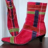 Роскошные ботиночки полусапожки PONS QUINTANA Испания р.39