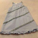 Платье на девочку 3 года.