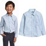рубашка для мальчика 110,116,122,128см H&M