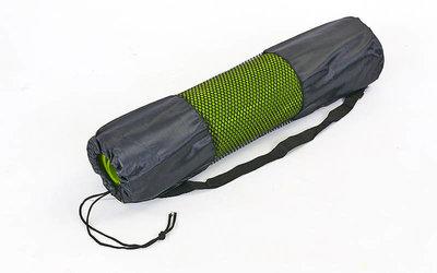 Чехол для коврика по йоге/фитнесу сетчатый 3926 размер 66х26см
