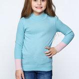 Оригінальний светр із рукавом резинкою для дівчинки 128-152р